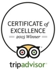 No Frills Ephesus Tours Certificate of Excellence Ephesus Tours 2015 & 2016