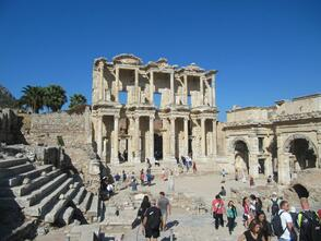 Celsus Library - Selcuk, Ephesus, Turkey
