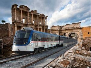 Ephesus Tour by Train from Izmir Basmane Train Station